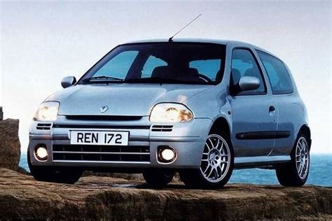 old renault clio future classic friday renault sport clio 172 honest john