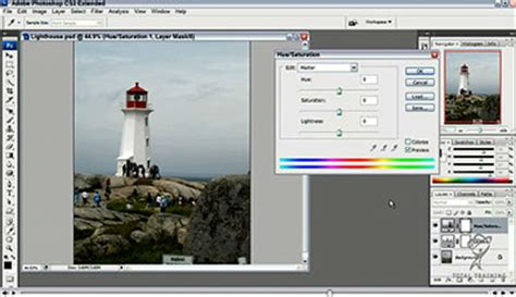 Photoshop Cs3 Color Correction Tutorial | color correcting a photo and removing red eye in photoshop