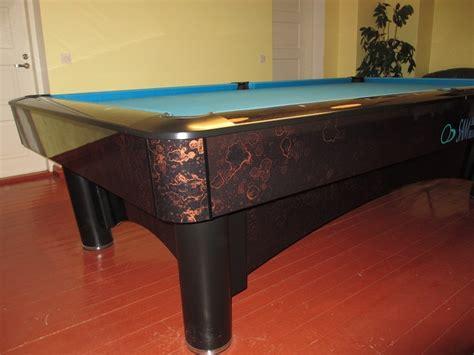 sam k steel 9 ft pool table second hand suomen
