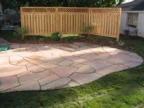 Fence For Patio by Mill Creek Designs Pictures