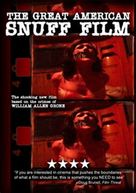 film uncut adalah skrin the great american snuff film 2003