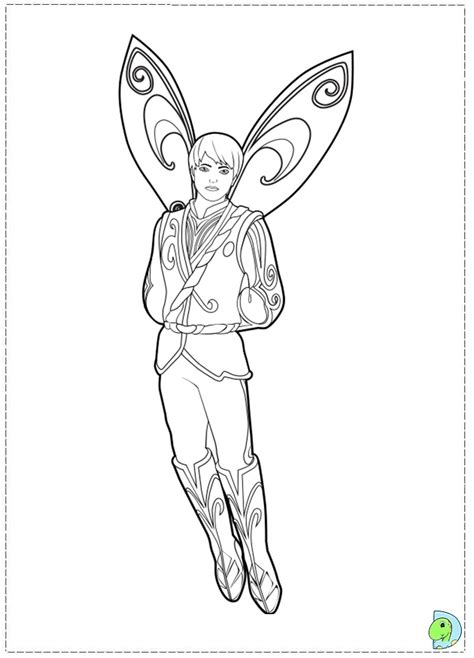 coloring pages barbie fairy secret barbie mariposa and the fairy princess coloring page