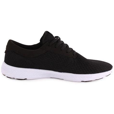 supra hammer run mens mesh black white trainers new shoes