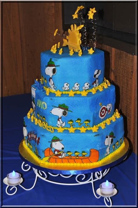 cub foods cakes cub scouts blue and gold cake cakecentral