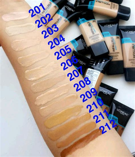 Harga L Oreal Infallible Pro Glow review swatches l oreal infallible pro glow new