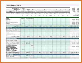 Financial Budget Spreadsheet Template by 9 Sle Personal Budget Spreadsheet Excel Spreadsheets