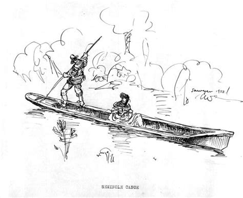 canoes drawing dugout canoe drawing www imgkid the image kid has it