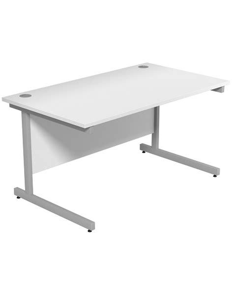office furniture white desk white 1400mm office desks
