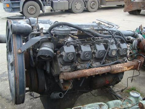 mercedes benz om   engine  sale  truck id