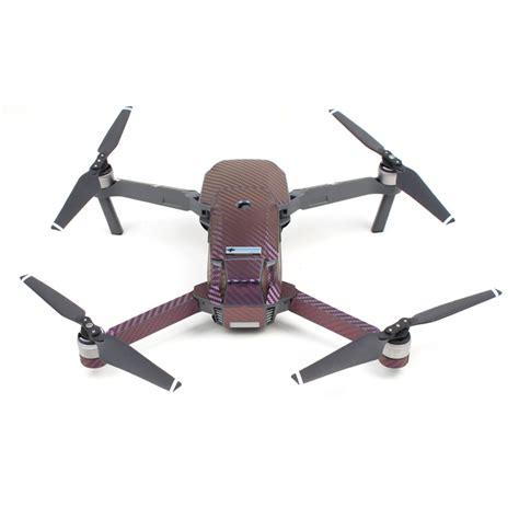 Sticker Drone Xiro Carbon ds24 carbon lila sticker f 252 r dji mavic pro und controller