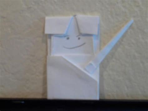 How To Fold The Real Origami Yoda - real luke skyfolder origami yoda