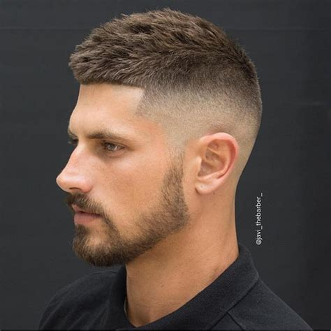 older mens hairstyles for big heads javi thebarber moustaches and beards pinterest