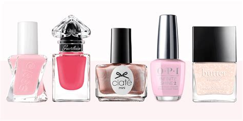 10 Prettiest Nail Polishes by 10 Best Pink Nail Colors For 2017 Pretty Pink And
