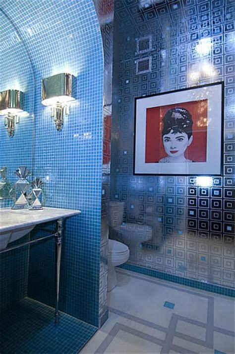funky bathroom decorating ideas