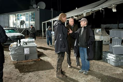 thor film kenneth branagh kenneth branagh and kevin feige interview thor the