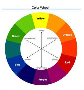 color wheel chart chart template free documents in pdf word excel