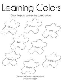 learning colors learning colors free printable uh oh