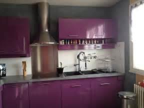 Marvelous Salle De Bain Violet #4: Cuisine-Gris-Mauve-Renovation-201202231052157o.jpg
