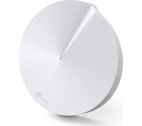 Tp Link Deco M5 The Most Secure Whole Home Mesh Wi Fi Unggulan buy tp link deco m5 whole home wifi system single unit free delivery currys