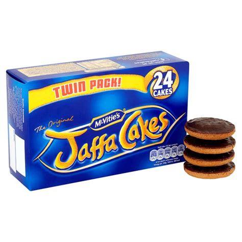 Salt Box Home mcvities jaffa cakes twin pack 2x150g 24p groceries