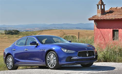 2014 Maserati Ghibli Sq4 by 2014 Maserati Ghibli Sq4 Review Car Reviews