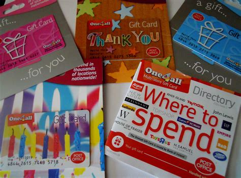 All In One Gift Card Post Office - one4all gift cards at galmpton post office galleon stores