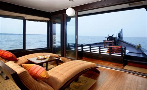 Kerala Home Interior Photos rainbow cruises allepey kerala houseboat kettuvallam