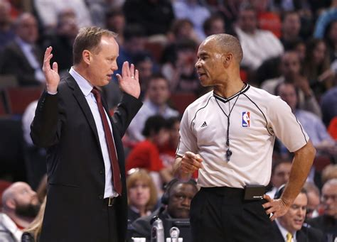 Mba Referees by Coaches Rip Nba Referees Union Mike Budenholzer Statement