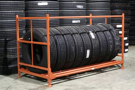 Tire Rack Commercial by Warehouse Truck Tire Storage Used Racks For Wholesale Foldable Steel
