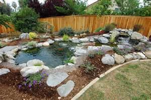 Aquascape Patio Pond Vijver In Tuin Interieur Inrichting