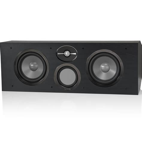 infinity speakers any infinity reference rc263 3 way center channel speaker rc263bk