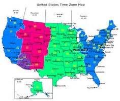 us time zone map chattanooga tn 1000 images about usa on time zone map