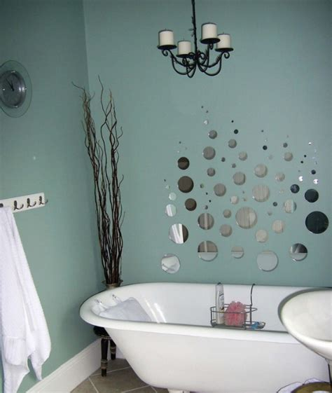 Bathroom Craft Ideas Small Craft Mirrors For Bathroom Decorating Ideas On A Budget Decolover Net