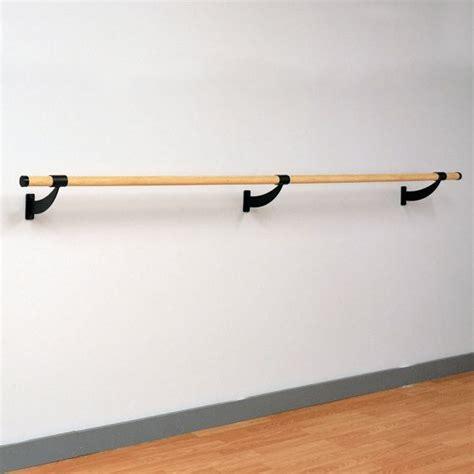 ballet barre fitness studio  wood walls  pinterest