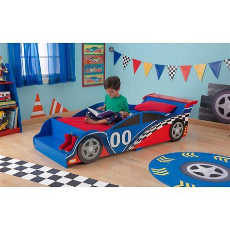 Race Car Toddler Bed Kids Beds Cuckooland Race Car Bunk Beds