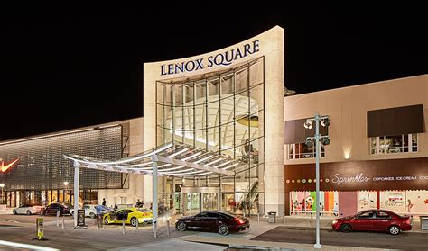 layout of lenox mall do business at lenox square 174 a simon property