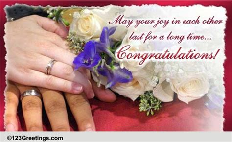 best wishes for you both best wishes to you both free congratulations ecards