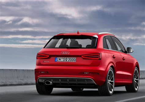 Audi Rsq3 by Audi Rsq3 2016 Vs Rsq3 2015 What Is New