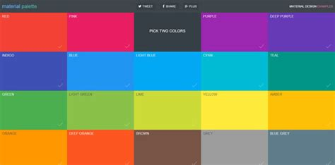 best design colors 10 best material design color palette generators code geekz