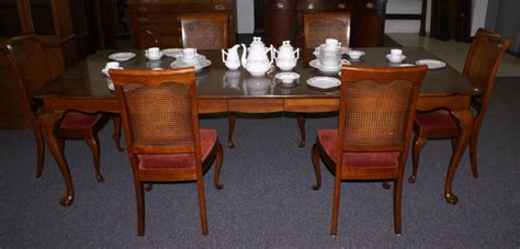 solid cherry table and chairs solid cherry dining room table and back chairs