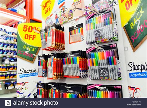 back to school supplies sale back to school supplies for sale in a staples store in
