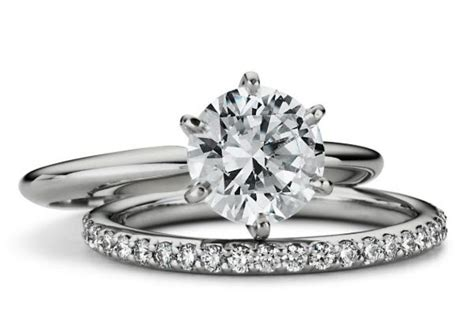 platinum wedding rings from blue nile what s your wedding