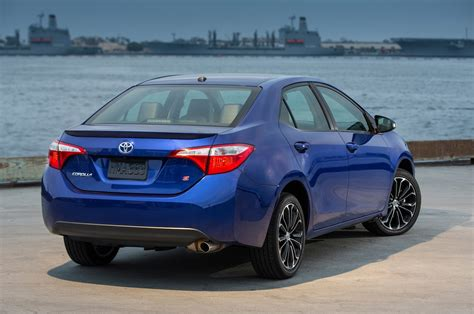 toyota corolla type s 2015 toyota corolla reviews and rating motor trend