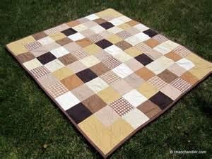 simple quilt quilting