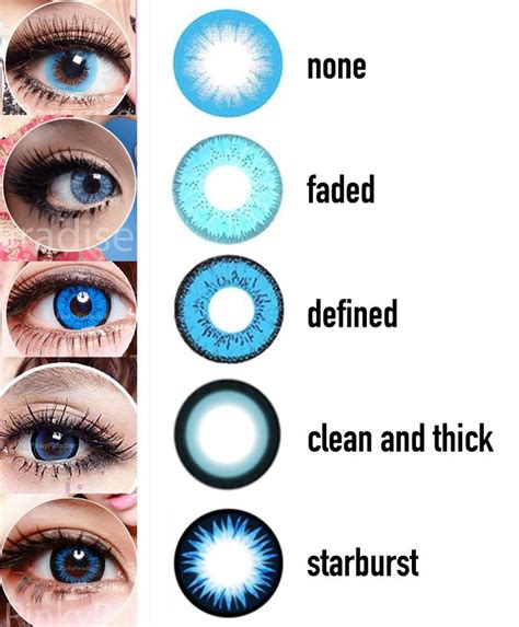 colored circle lenses best 25 circle lenses ideas on contact lenses
