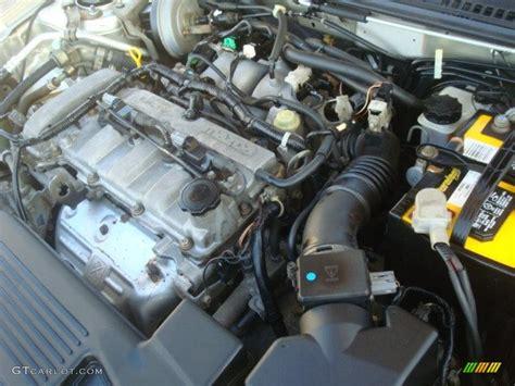 old car manuals online 2001 mazda protege engine control 2003 mazda protege lx 2 0 liter dohc 16 valve 4 cylinder engine photo 39791986 gtcarlot com
