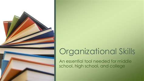 organizational skills organisational managerial skills