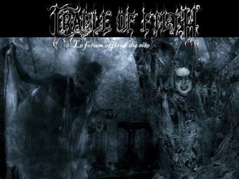The Visible Filth cradle of filth