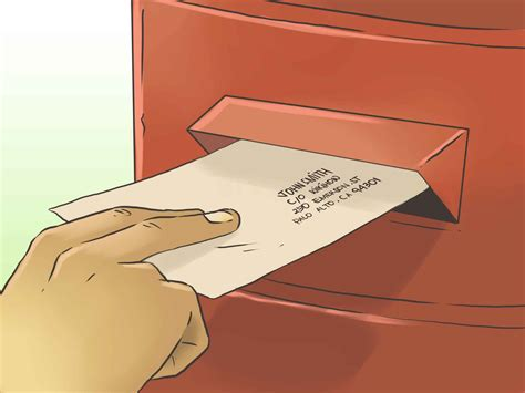Letter Address Envelope 3 easy ways to address an envelope in care of someone else