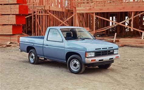 nissan pickup 1987 twelve trucks every truck guy needs to own in their lifetime